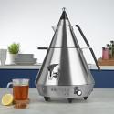 Tea Expresser, Teekannen-Set, Edelstahl- Spiegelpoliert